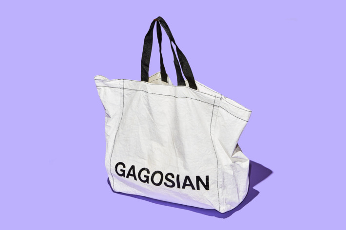 2c13d287d6a9 Gagosian Gallery Photo  Bobby Doherty New York Magazine. This bag ...