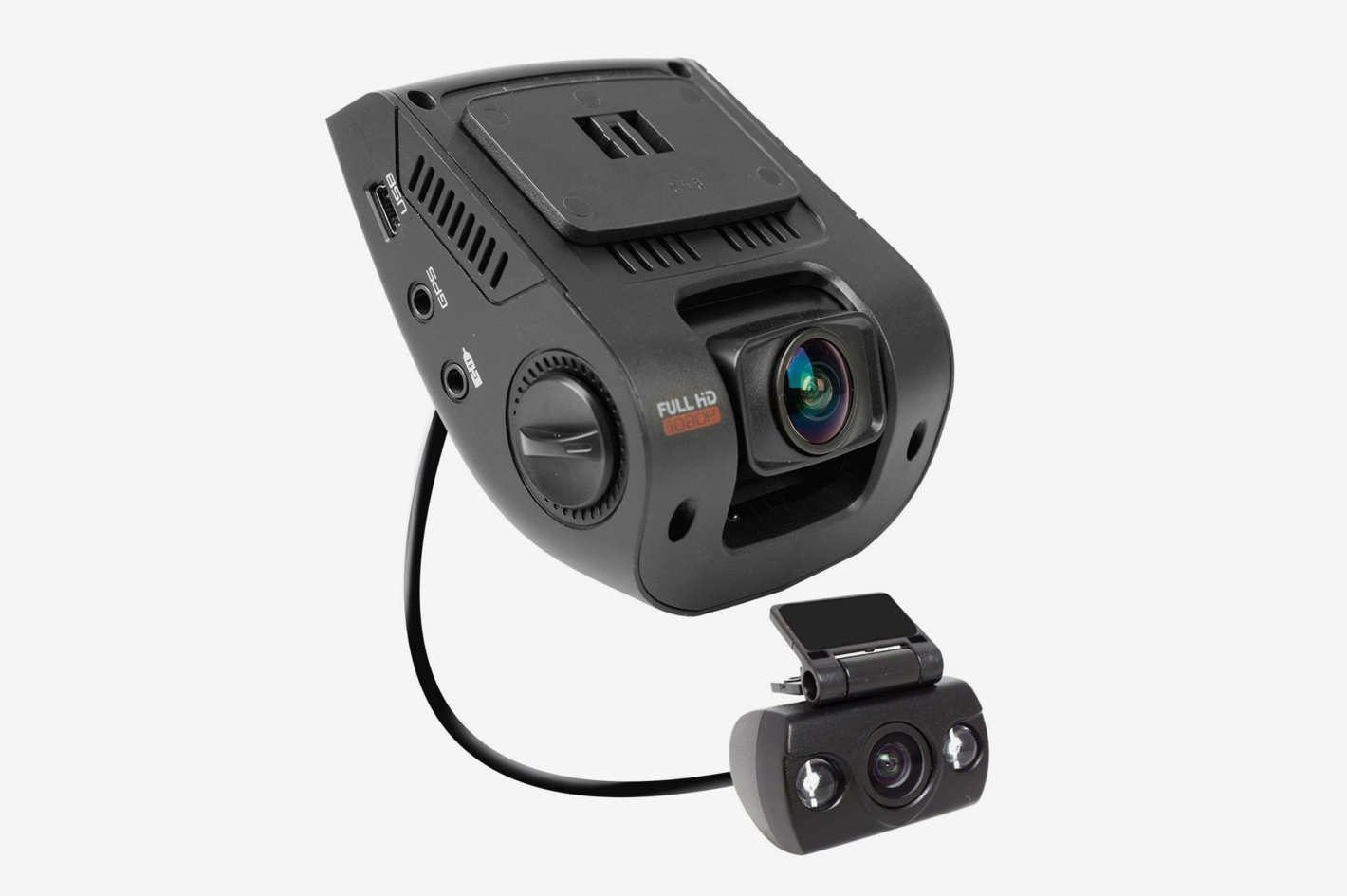rexing v1p two-channel dash cam