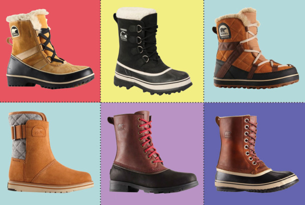 9e3b216c3b5 There Are a Lot of Sorel Boots on Sale at Jet Right NowFor days like today.