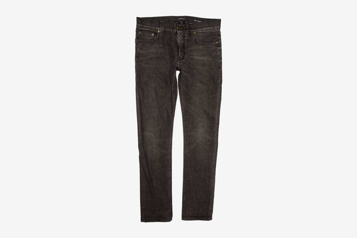 Saint Laurent D02 Skinny Jeans