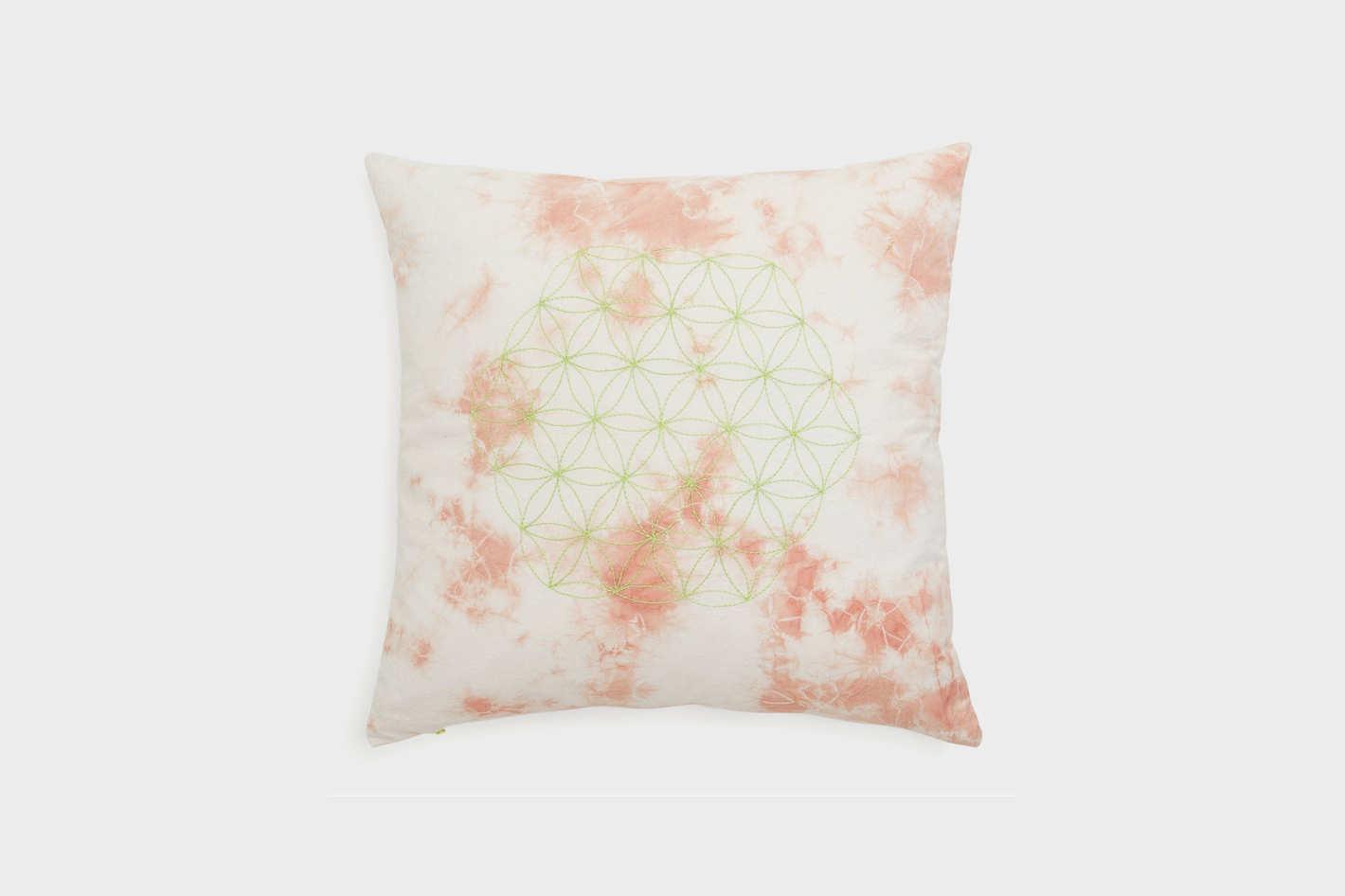 Tilayo Flower of Life Pillow