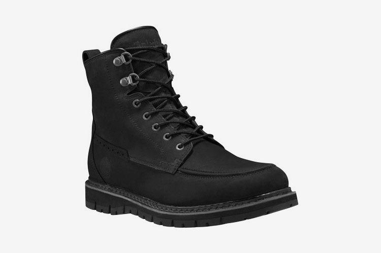 Timberland Waterproof Moc Toe Boot