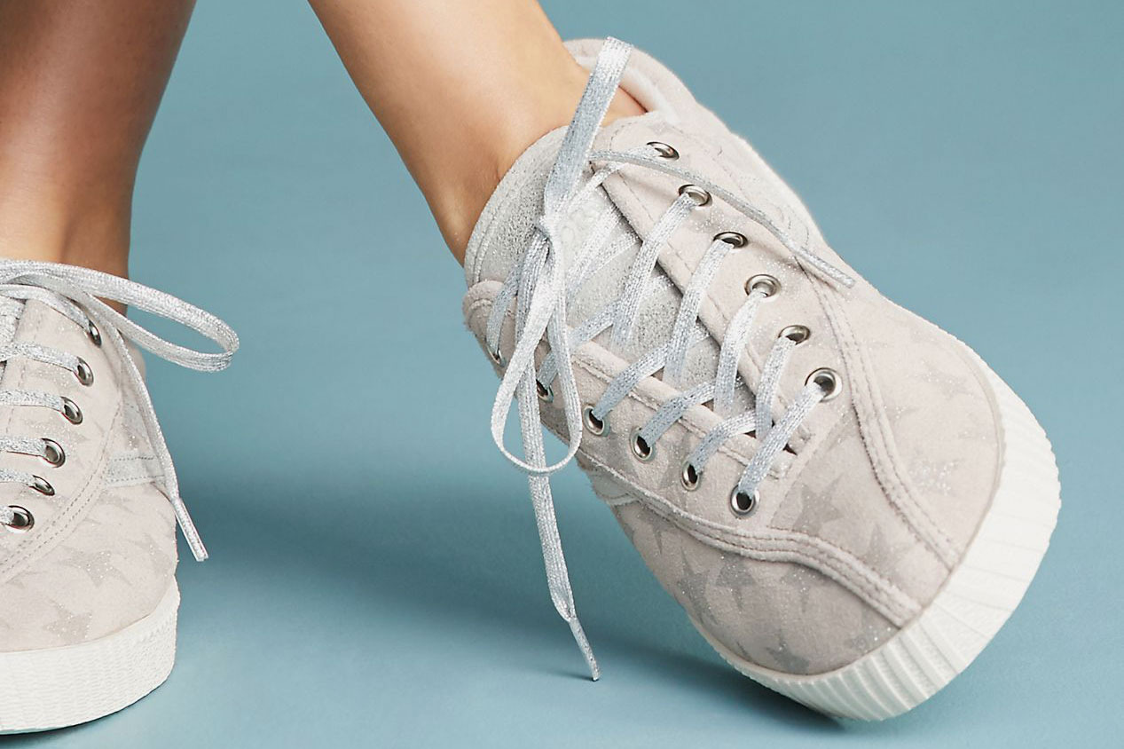 Tretorn Nylite Galaxy Star Sneakers