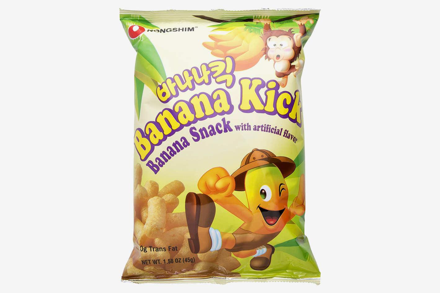 nongshim banana kick