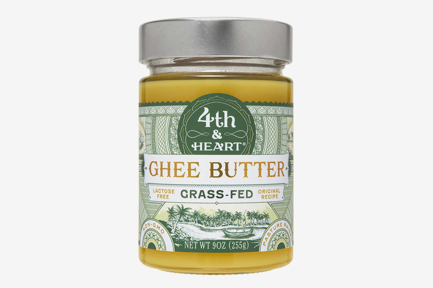 4th & Heart Original Grass-Fed Ghee Butter