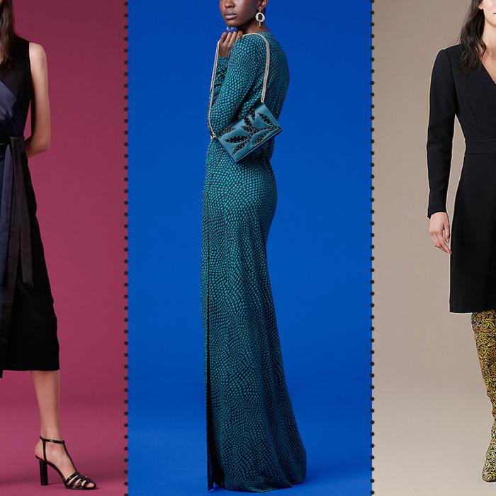 DVF Sale on Wrap Dresses 2018 — Diane von Furstenberg Sale