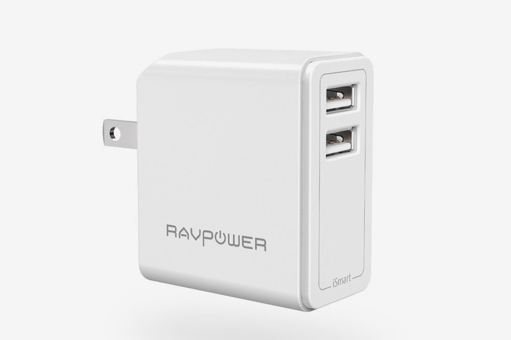 RAVPower Dual USB Wall Charger