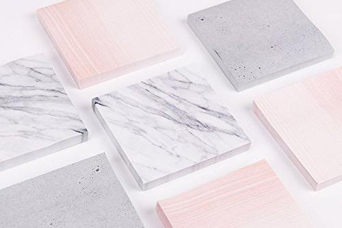 Marble Memo Pads