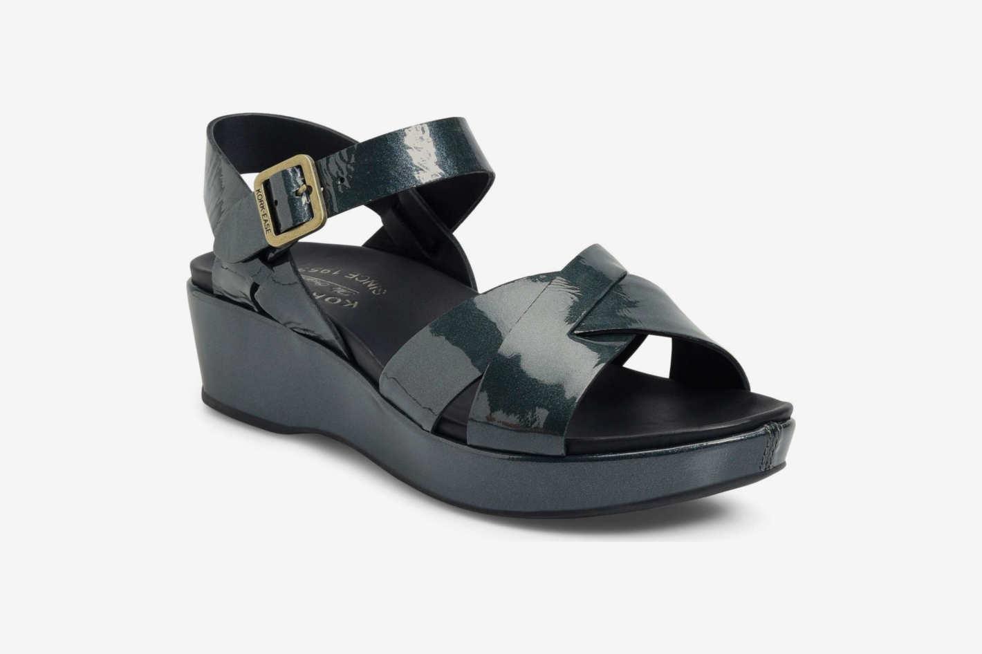 Kork-Ease 'Myrna 2.0' Cork Wedge Sandal