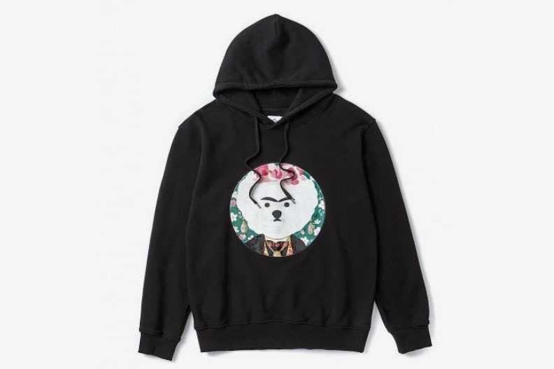 BC by Beyond Closet Frida Dog Patch Sweatshirt