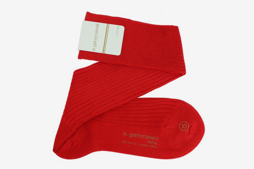 Gammarelli Red Socks