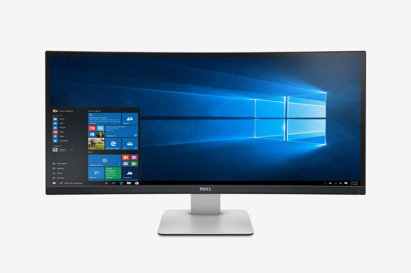 Dell UltraSharp 34-Inch LED Monitor