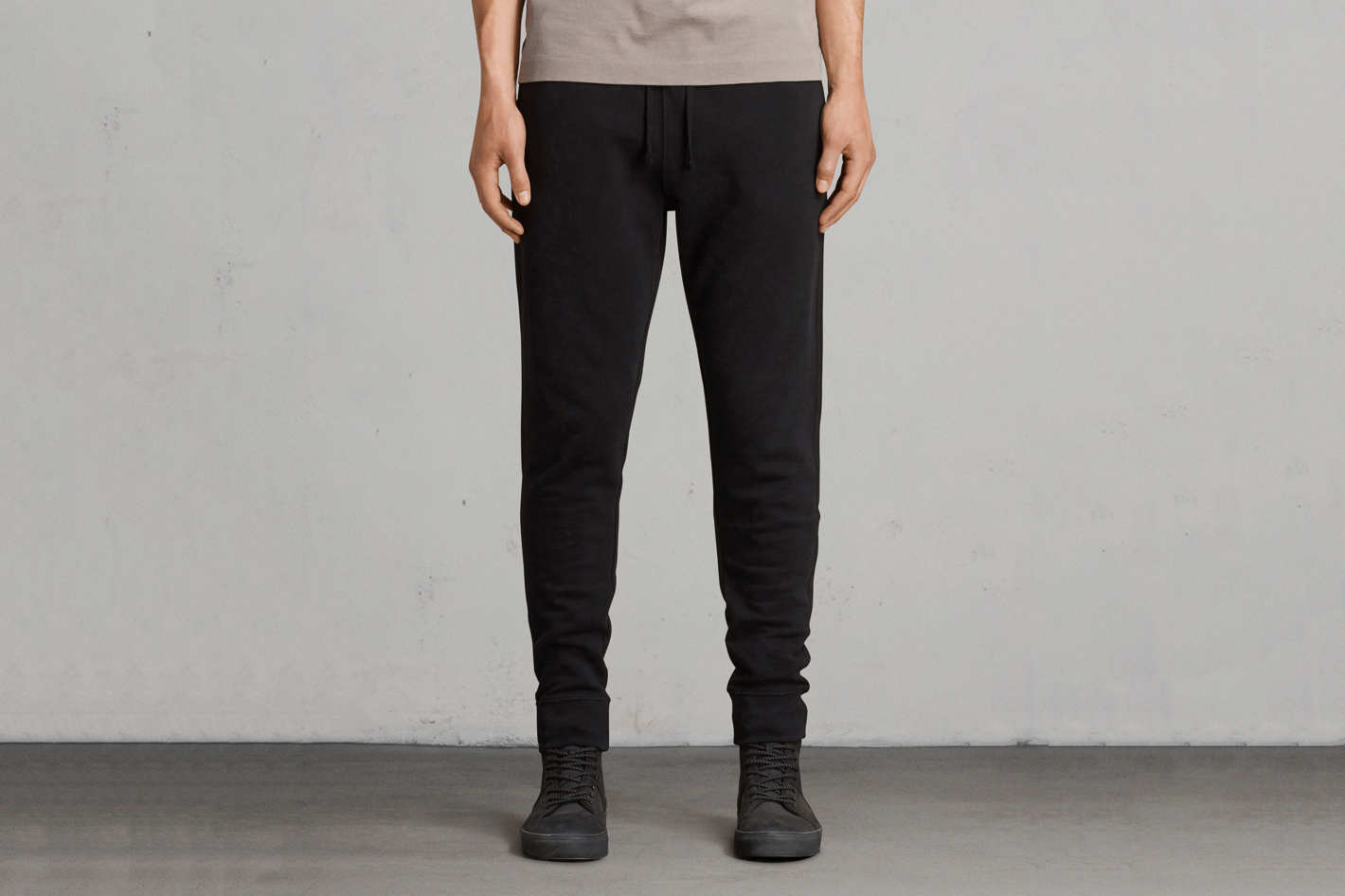 All Saints Raven Sweatpant
