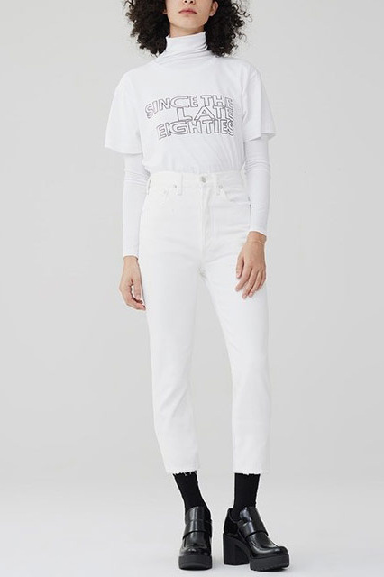 38113e9c4ab The 14 Best White Jeans for Women of All Sizes 2018
