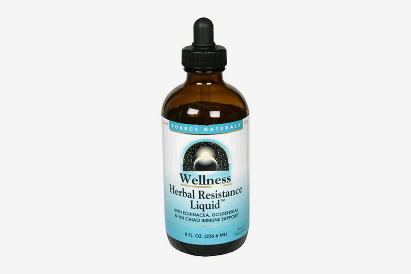 Source Naturals Wellness Herbal Resistance Liquid