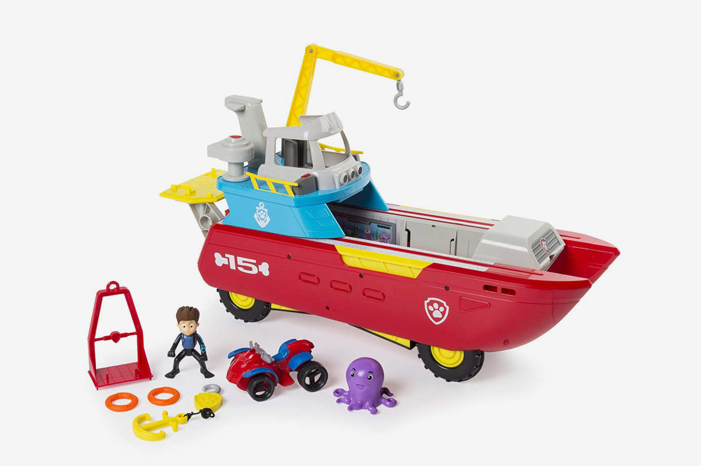 Vehicle of the year:  PAW Patrol Sea Patroller
