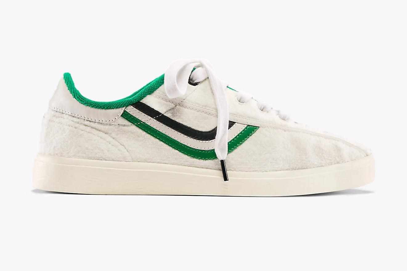 Chevron Terry Sneakers