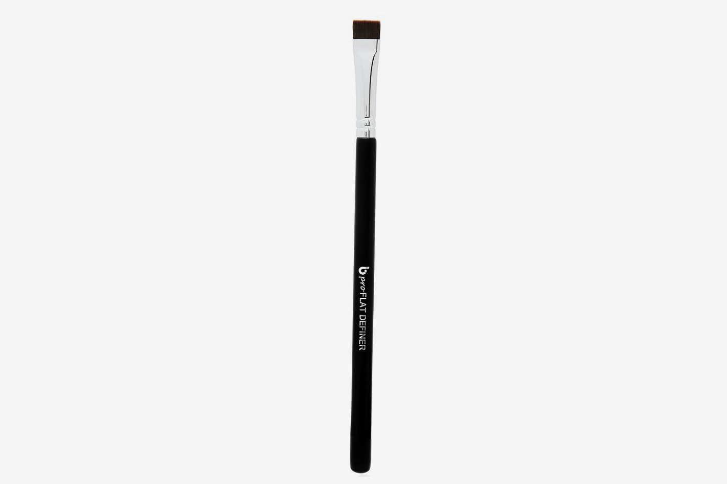 Beauty Junkees Eyeliner Brush: Pro Flat Definer Eye Makeup Brush