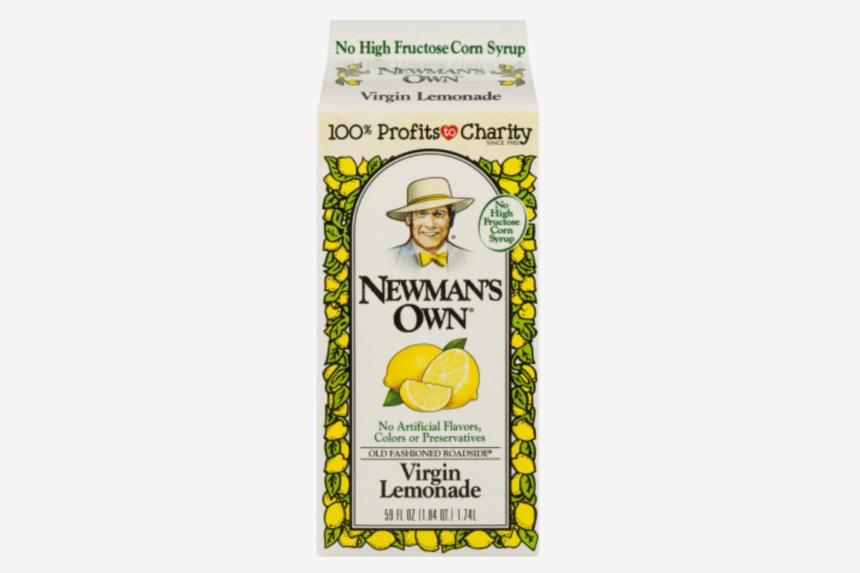 Newman's Own All Natural Virgin Lemonade