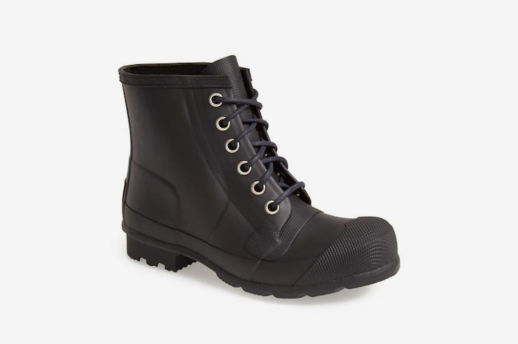 Men's Hunter Original Rubber Lace-Up Boot
