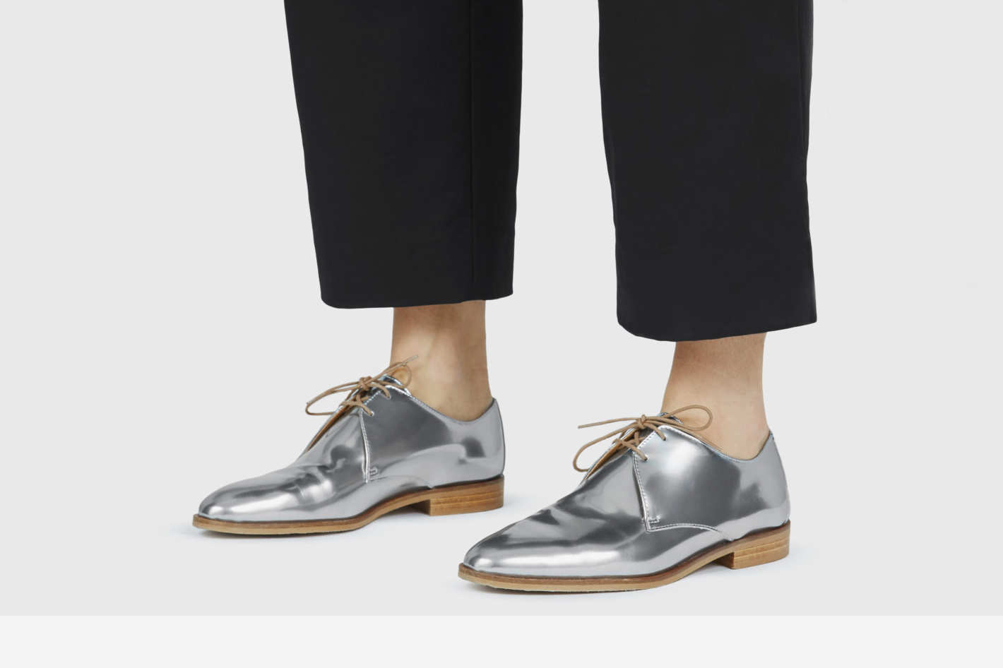 Everlane E2 Shine Modern Oxford