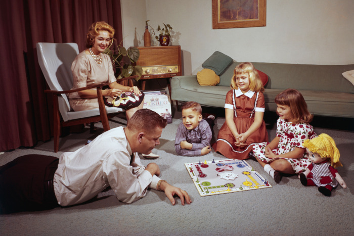 Games, Family Games