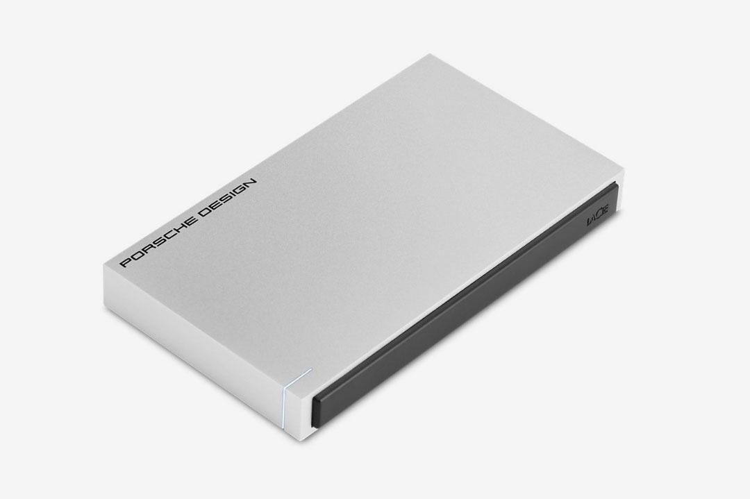 Lacie Porsche Design 2TB Portable Hard Drive