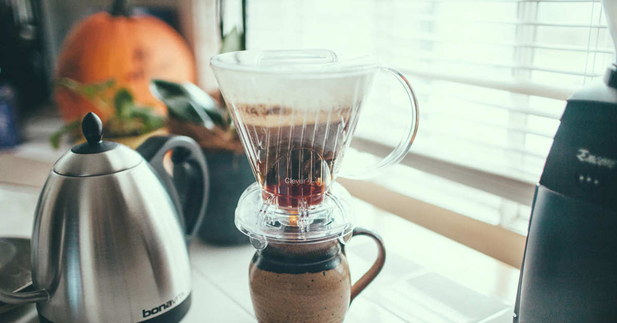 The Best Pour-Over Coffee Setup, According to Baristas