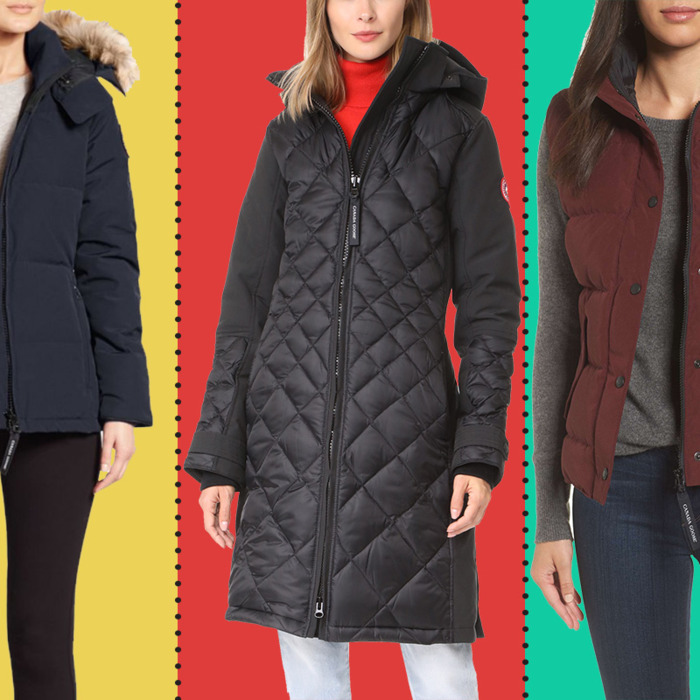 Whatever you think of Canada Goose coats, they are a) insanely warm and b) almost never on sale. Right now, a whole bunch of parkas, puffers, ...