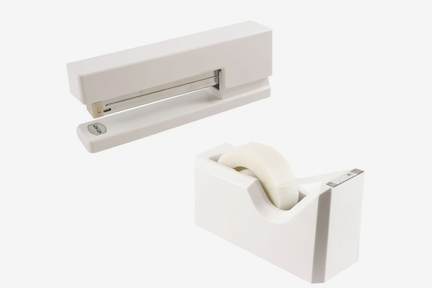 JAM Paper Office & Desk Sets, White