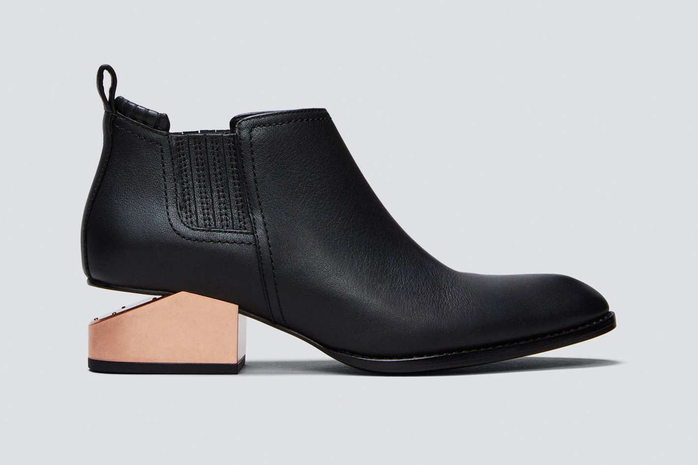 Alexander Wang Kori Oxford with Rose Gold Heel
