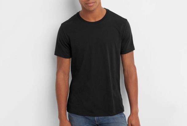 What s the Best Black T-shirt for Men For the gym 06e8de00470