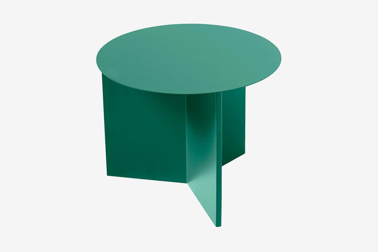 Hay slit table