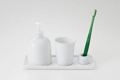 Muji toothbrush stand