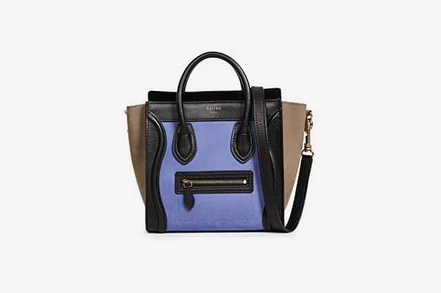 Céline Ponyhair Nano Luggage