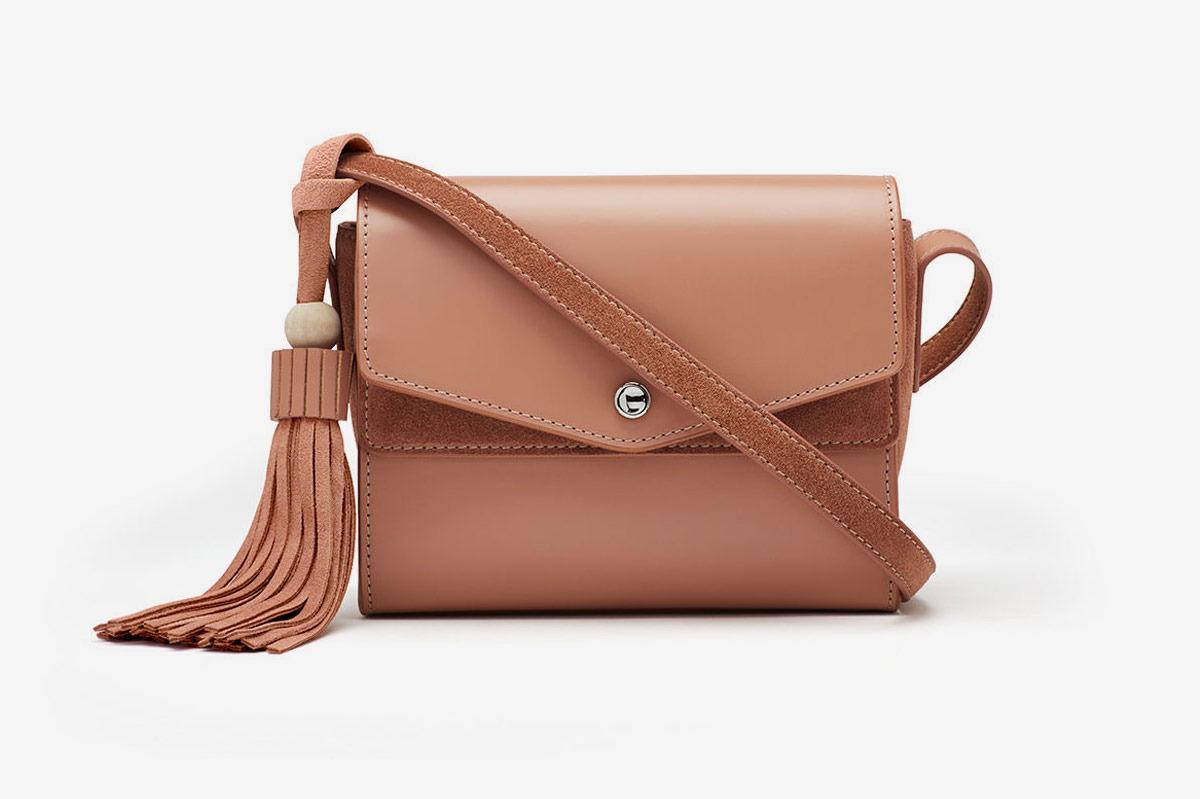 Elizabeth and James Eloise Field Tassel Bag