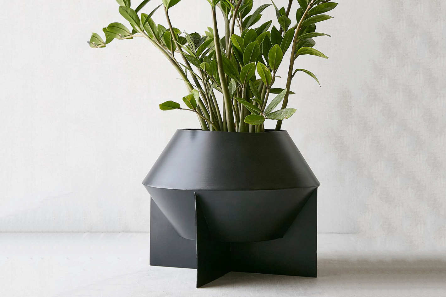 "Urban Outfitters Frida 8"" Metal Planter"