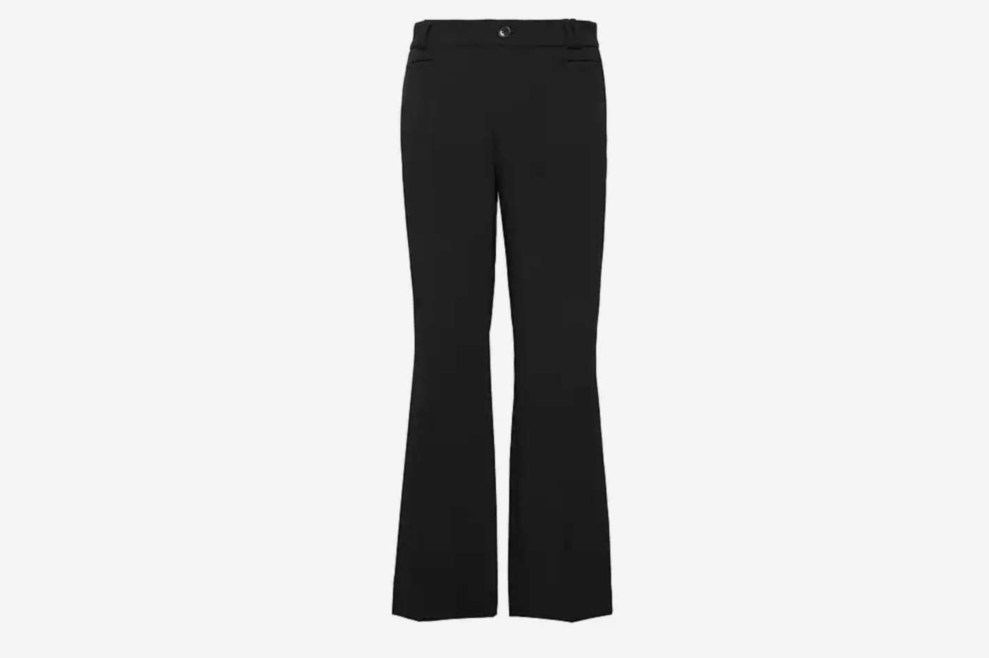 Logan Trouser-Fit Cropped Bi-Stretch Pant