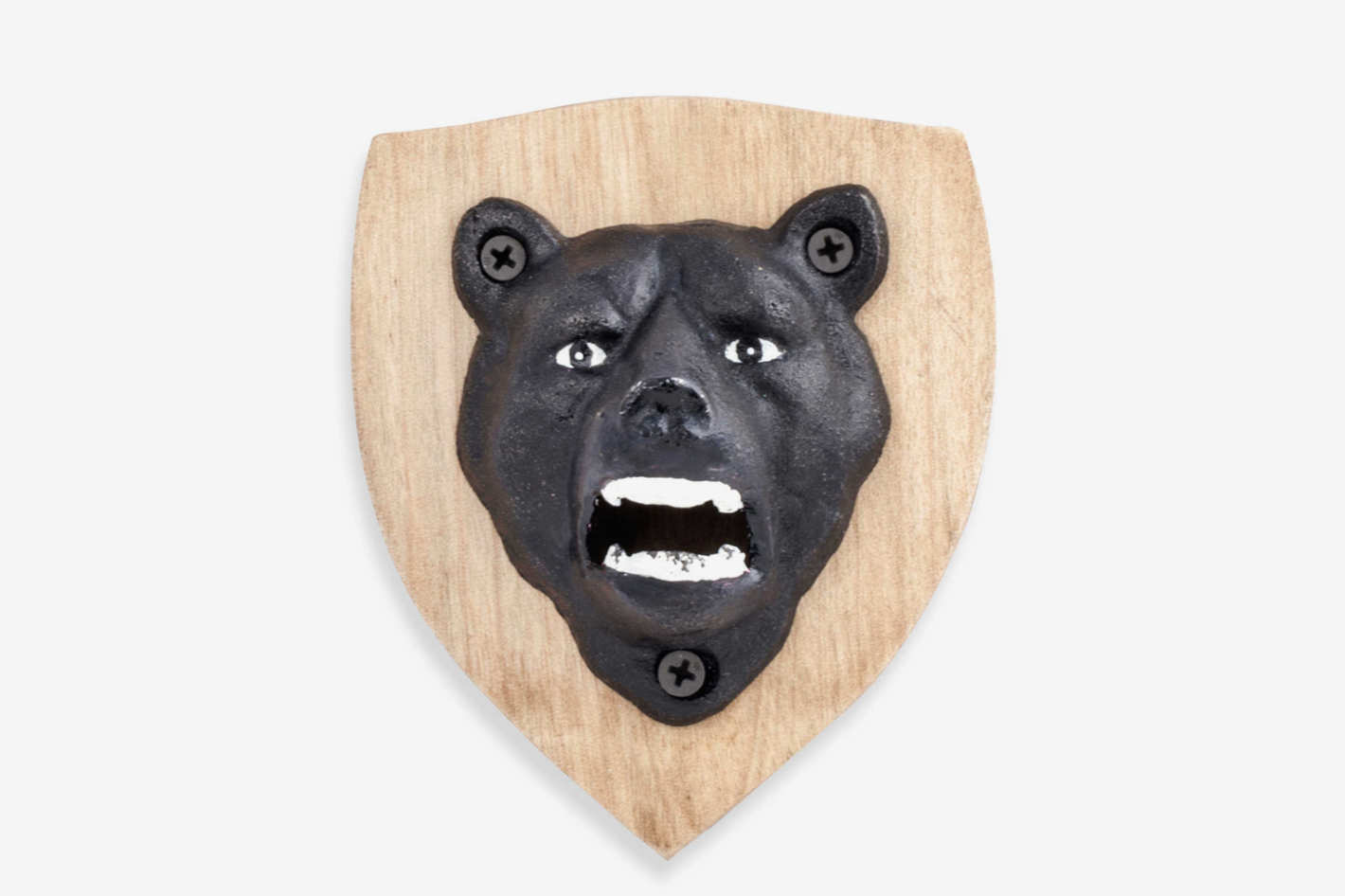 Kikkerland Design Magnetic Bear Bottle Opener