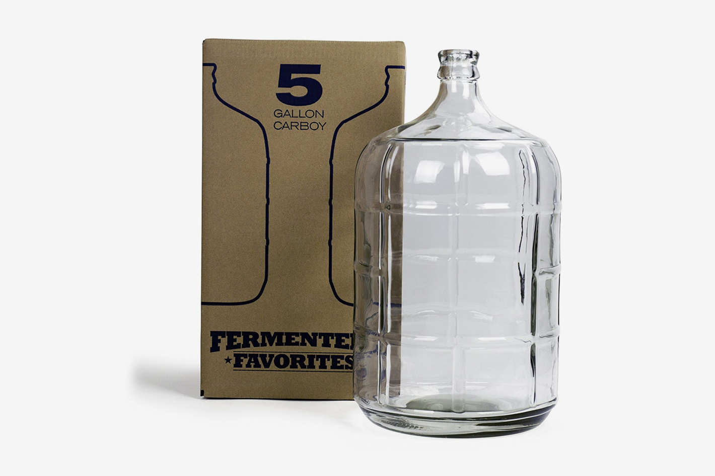 Northern Brewer Glass Carboy Fermenter