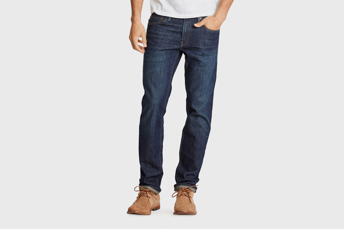 Bonobos Blue Jean Athletic Fit