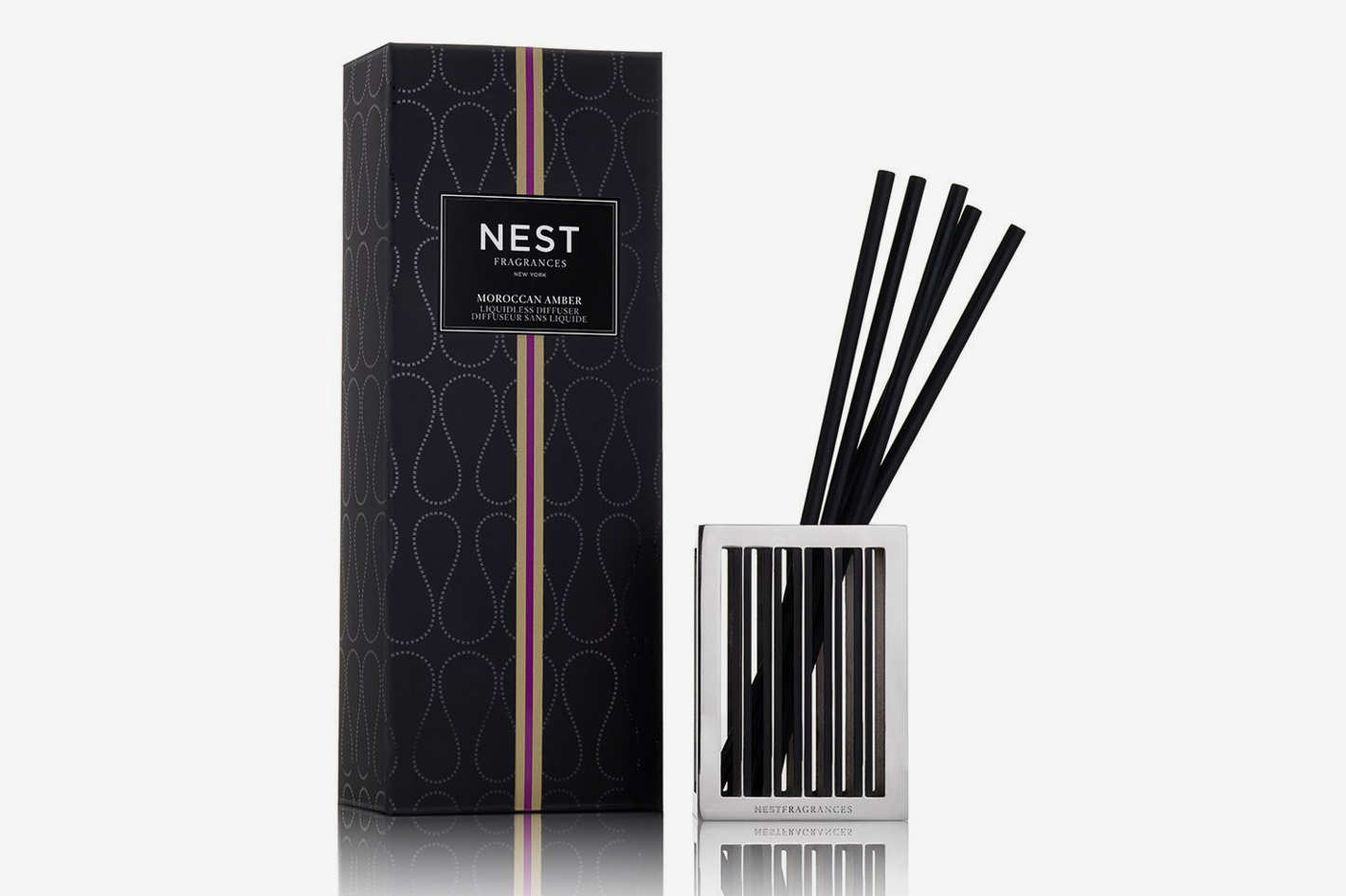 Nest Fragrances Liquidless Diffuser — Moroccan Amber