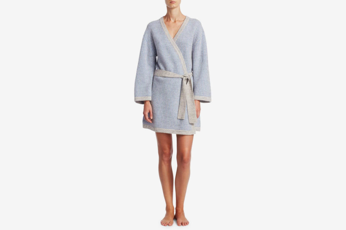 Arlotta Cashmere Kimono Robe