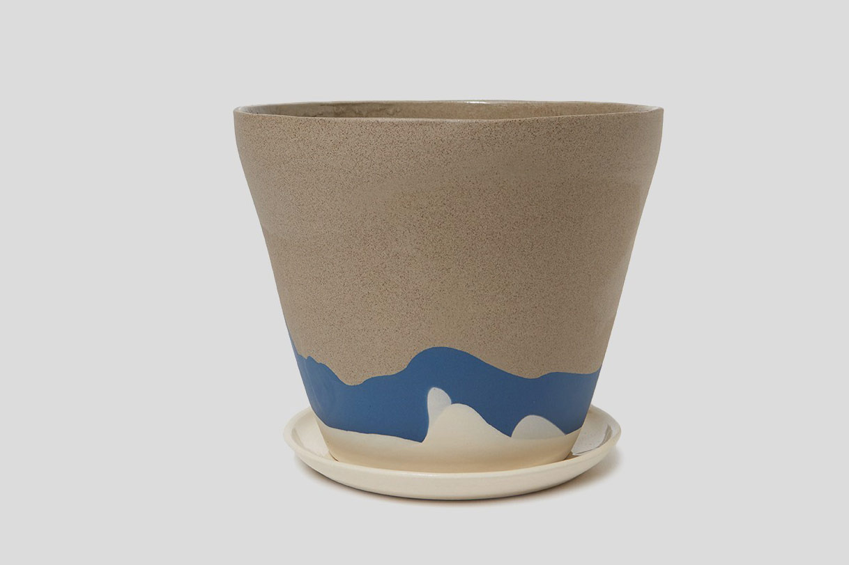 Helen Levi Beach Large Planter