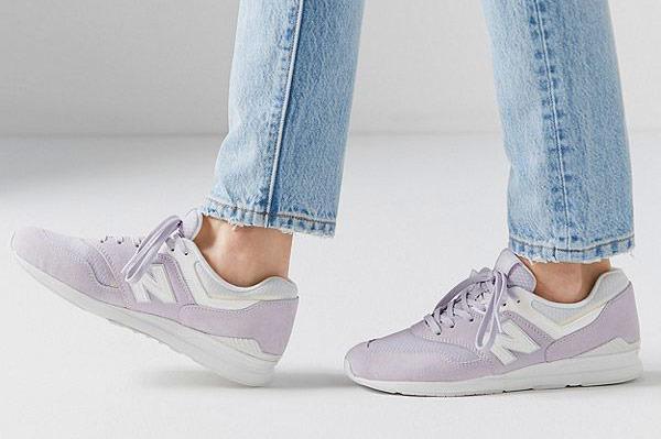New Balance 697 Pastel Sneaker