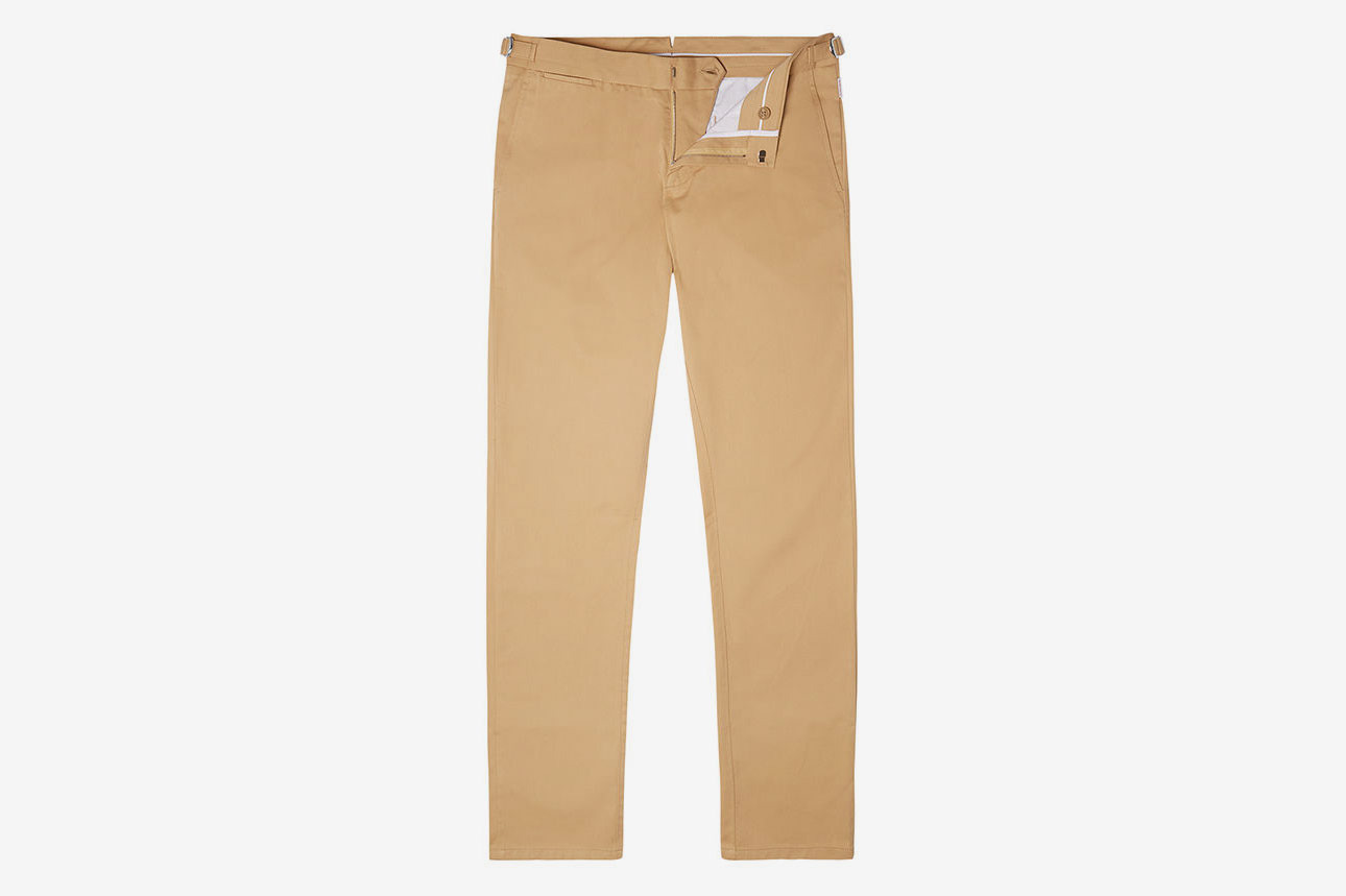 9 Best Chinos For Men 2018 Tendencies Navy Short 30 Orlebar Brown Griffon Trousers