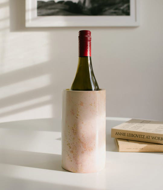 Rose & Fitzgerald Soapstone Bottle Cooler