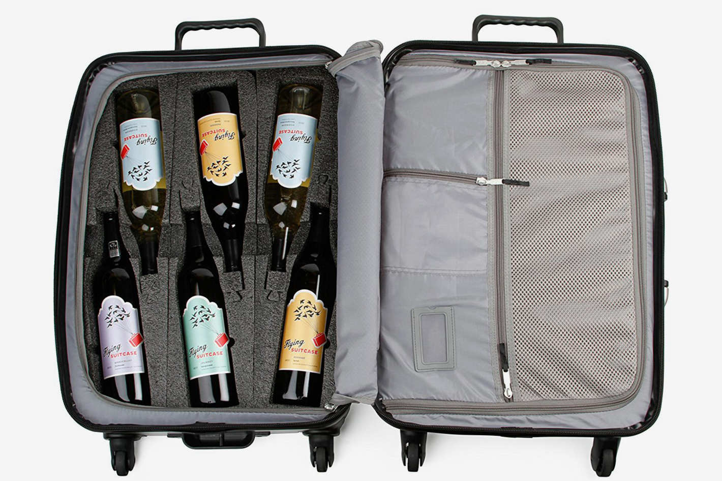 Vin Garde Valise Grande 04 Wine Travel Case