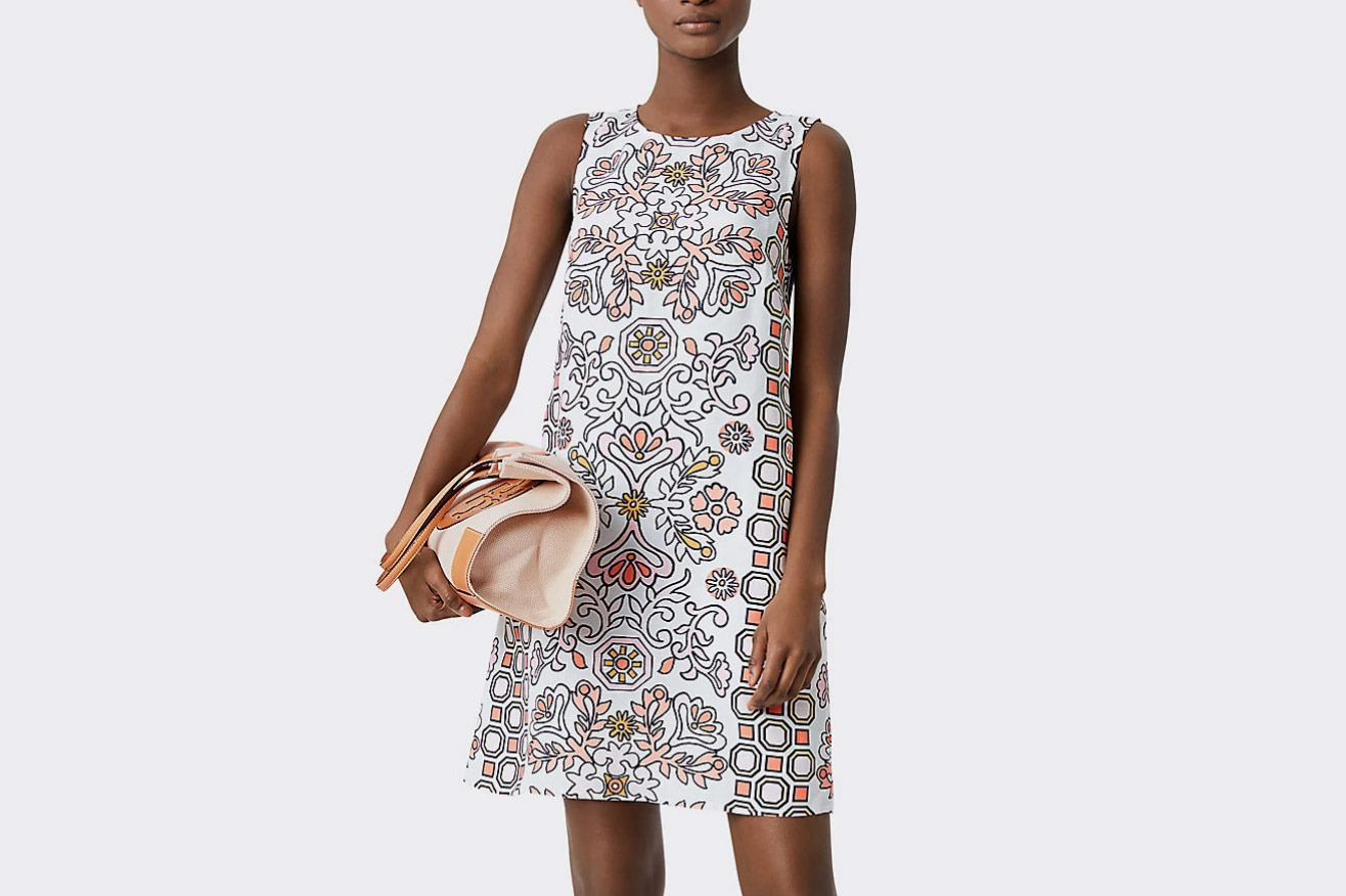 Tory Burch Hicks Garden Dress