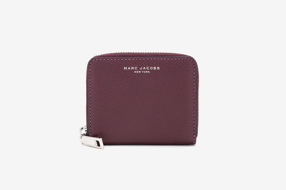 Marc Jacobs Recruit Zip Card Case